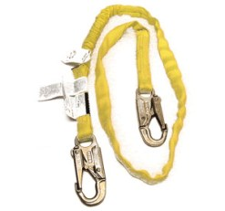 yellow lightweight lanyard