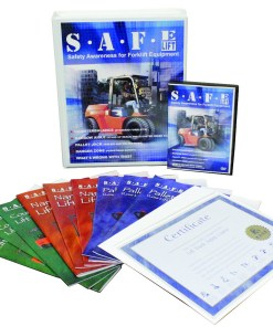 3 in 1 Safe Lift Training Kit DVD