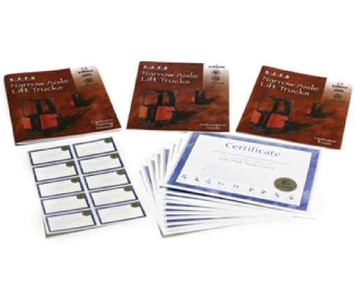 Narrow Aisle Training Kit Support Materials