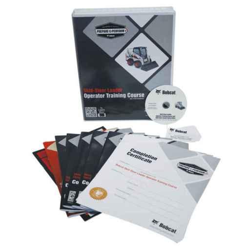 Skid-Steer Training DVD Kit