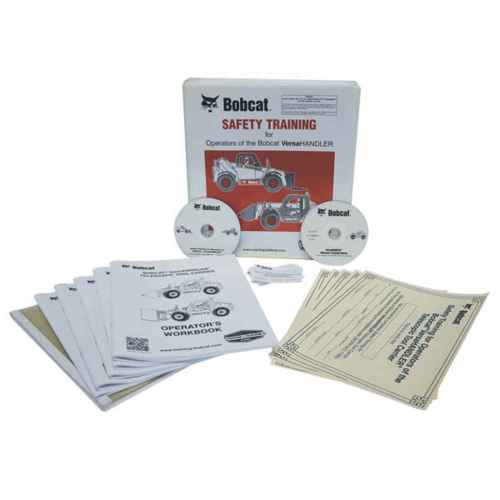 Telehandler DVD Training Kit
