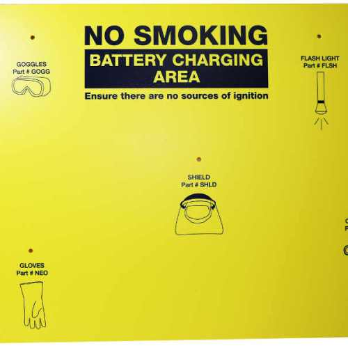 battery board only