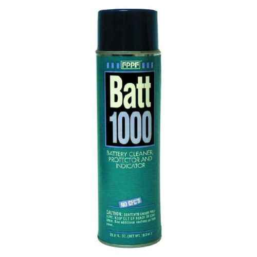 Batt 1000 Forklift Battery Cleaner Protector and Indicator