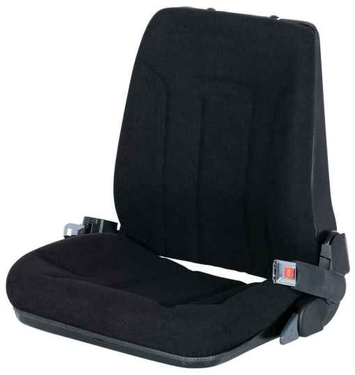 Deluxe Forklift Truck Seat Cloth
