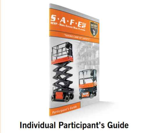 Scissor Lift Individual Participants Guide