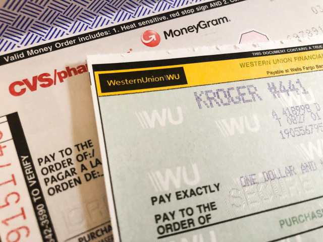 How to Fill Out a Money Order (MoneyGram, Western Union, USPS, etc