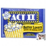 Act Extra Butter Popcorn