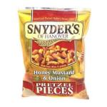 Honey Mustard Pretzels