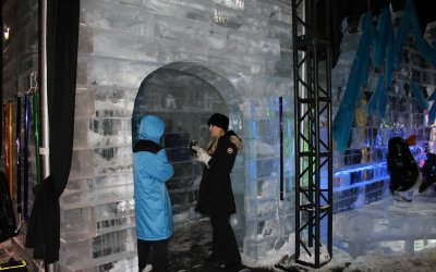 50% Off ICE! Tickets at the Gaylord Texan Hotel in Grapevine