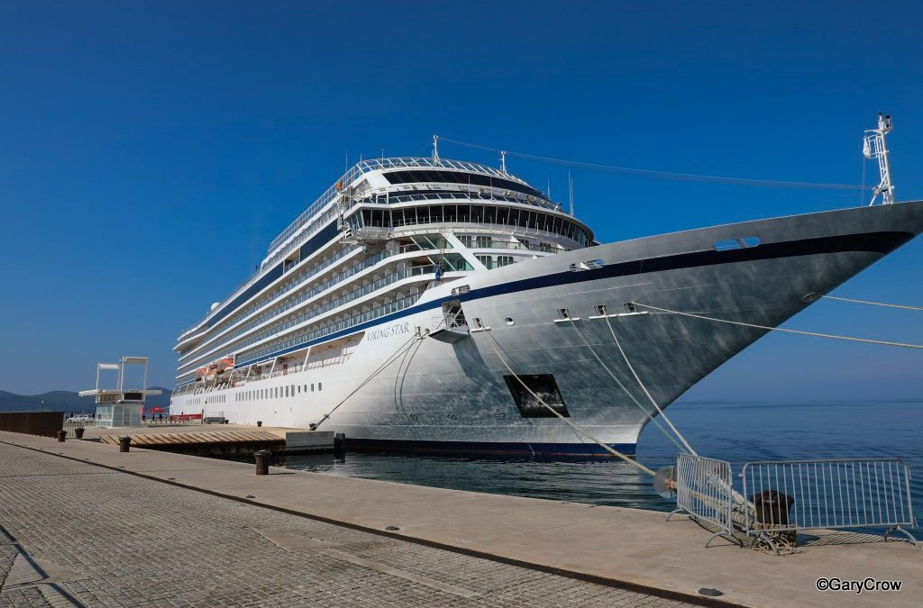 Getting to Know the Ships of Viking Ocean Cruises