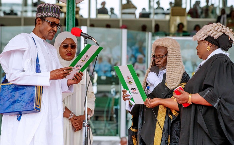 Image result for buhari may 29 speech