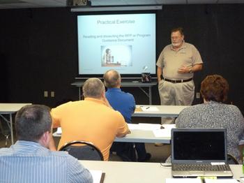 Public Safety Grant Writing Training