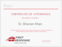 Dr. Shareen Khan