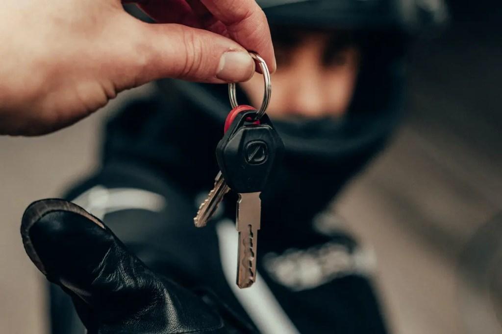 バイクを購入する