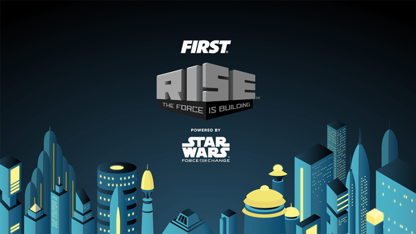 FIRST Rise