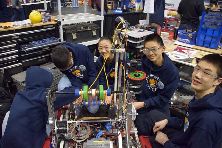 FRC Team 7781 - Port Moody Robotics