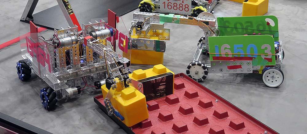 FTC robots