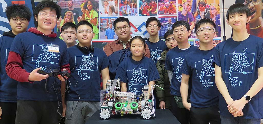FTC Team 15639 Meadowridge Gear 4th