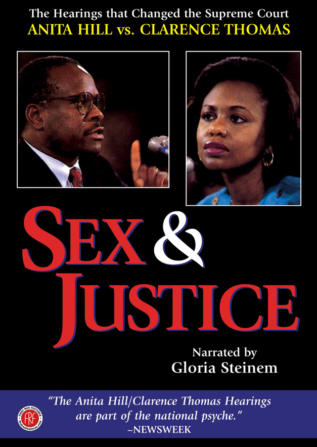Image result for anita hill v. justice clarence thomas