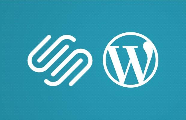 Squarespace a WordPress