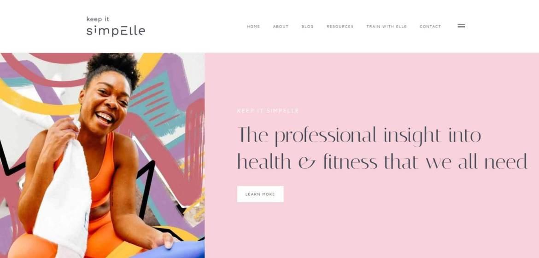 Keep It Simpelle Homepage