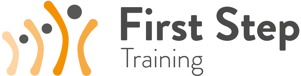 Logo for First Step Education & Training who are recruiting an Apprentice Content Creator in Hull