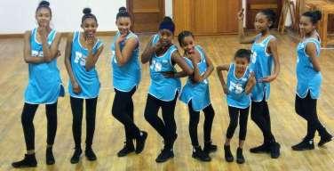First Step Ballet McGregor Youth Arts Festival