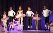 First step ballet mcgregor Montague Youth Arts Festival