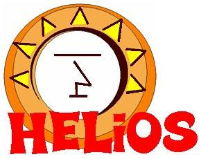 Helios Stitches N Stuff Logo
