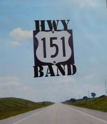 Highway 151 Band's logo