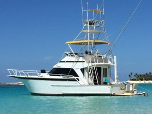 First Strike Charters - Our fleet