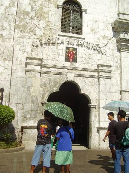 Many religious travelers go on a pilgrimage.