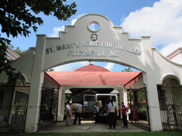 St. Mary's Home for the Aged