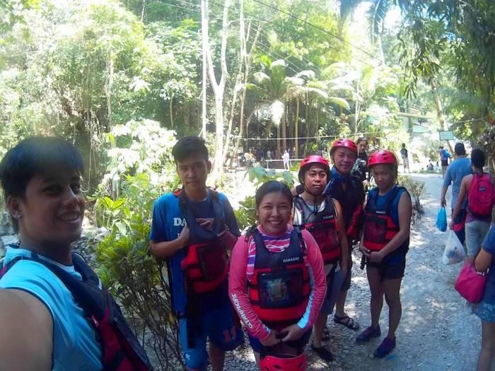 Lucero Adventure Canyoneering