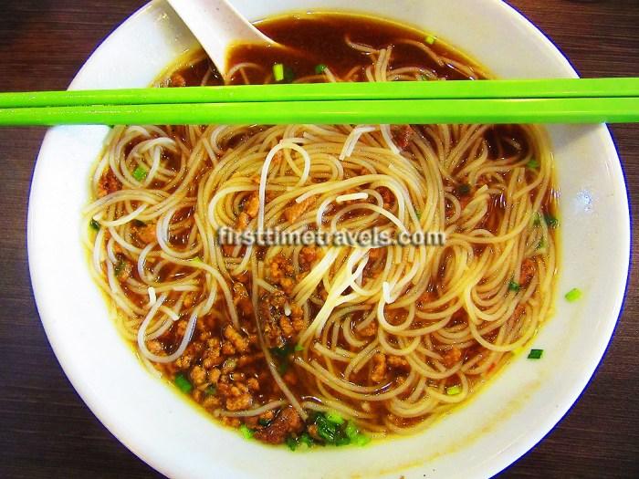 Hou Hiong Beef Noodle
