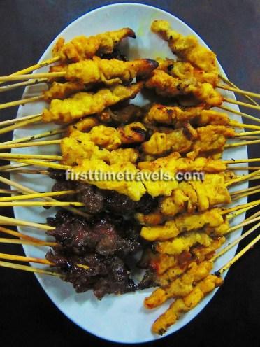 Kianggeh Open Air Food Court