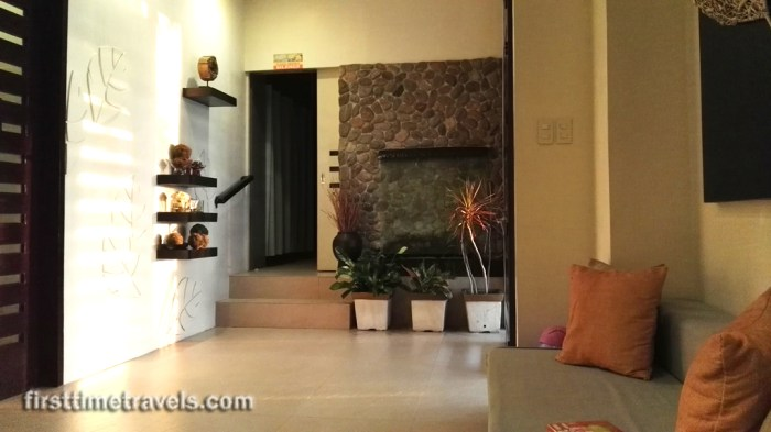 Cocoon Spa interiors