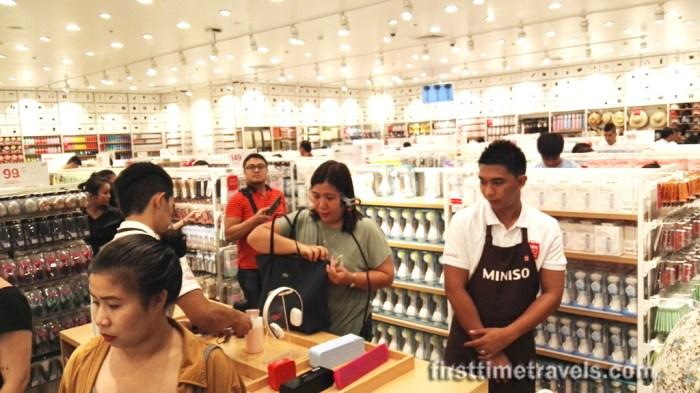 Miniso Bacolod opening
