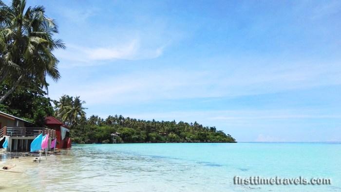 Camotes Islands Santiago Bay