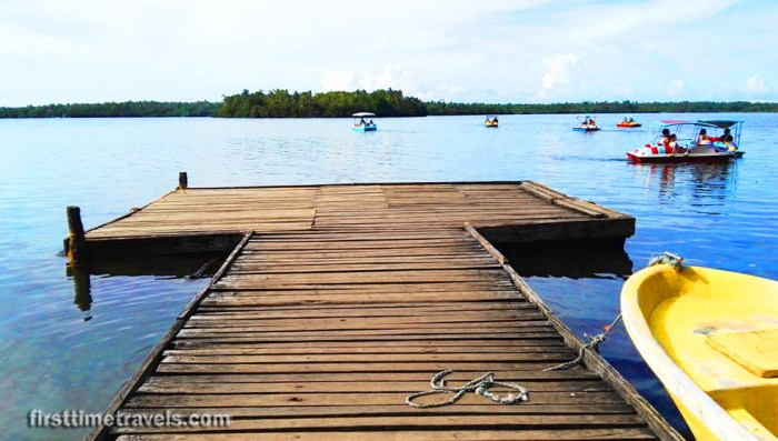 Camotes Islands Lake Danao