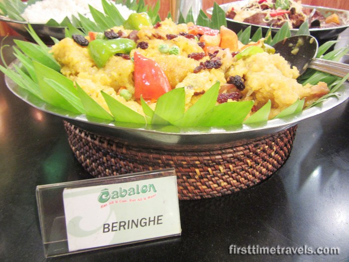 Cabalen Restaurant Bacolod