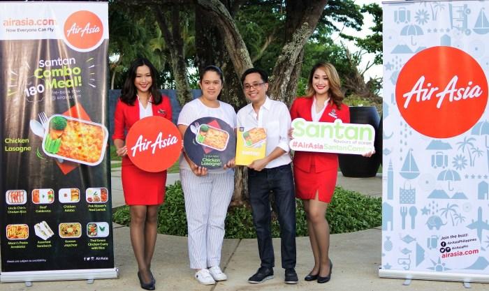 AirAsia Santan Launch