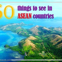 Attractions in ASEAN Countries