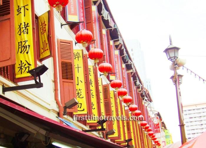 Singapore Chinatown ASEAN