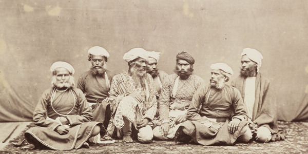 Image result for Thugs in India in the 1300s'