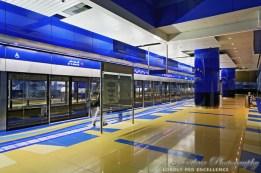 Burjaman Metro Station
