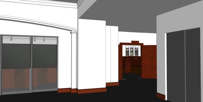 5 - Hospitality Room - Entering Sanctuary