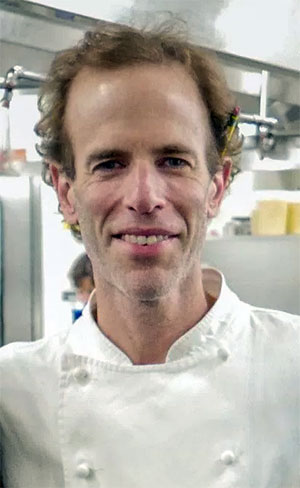 Dan Barber, chef and co-owner of Blue Hill in Manhattan and Blue Hill at Stone Barns in Pocantico Hills, New York, and author of The ThirdPlate: Field Notes for the Future of Food. Photo by Lou Stejskal