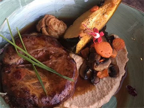 Chef Joseph Shawana: Inspired Indigenous Cuisine