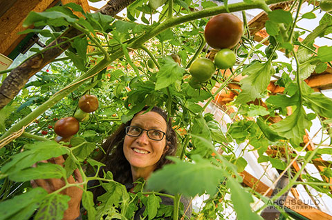 Suzanne's Blog: A Taste Explosion of Fresh Veggies!